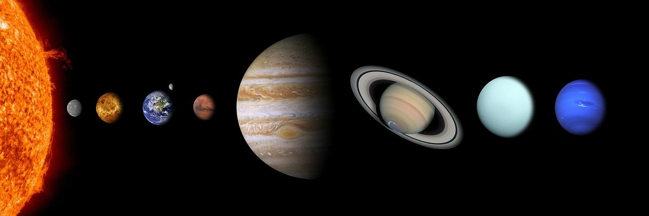Some Planetary Facts - Earth and Beyond